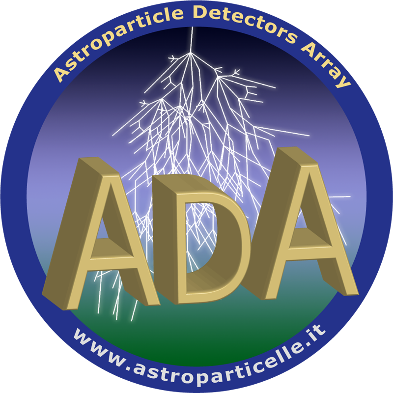 ADA COSMIC RAYS PROJECT
